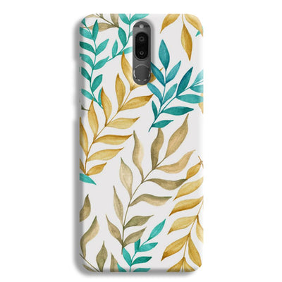 Tropical leaves  Honor 9i Case