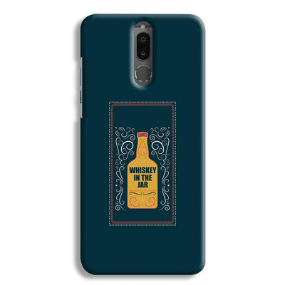 Whiskey In The Jar   Honor 9i Case