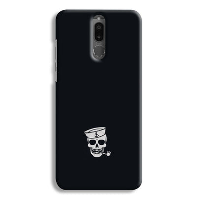 Smoking Skull Honor 9i Case