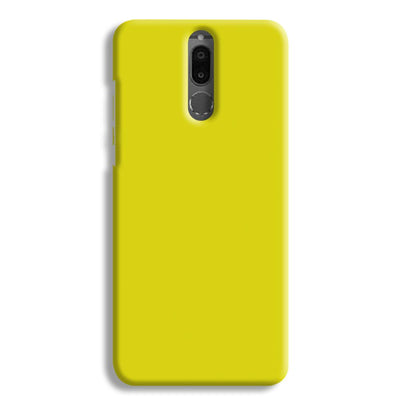 Yellow Honor 9i Case
