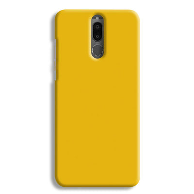 Yellow Crome Honor 9i Case
