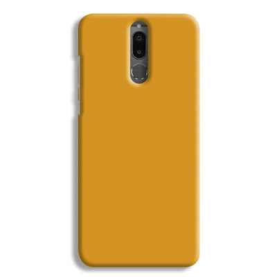 Yellow Ochre Honor 9i Case