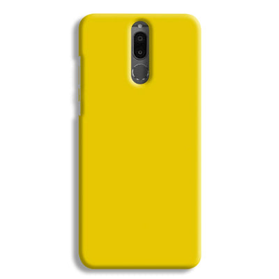 Yellow Shade Honor 9i Case