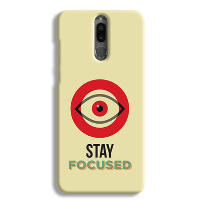 Stay Focussed Honor 9i Case