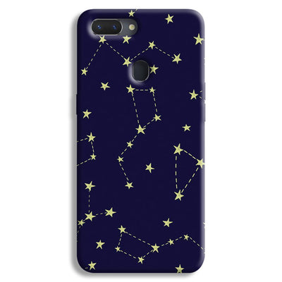 Constellation Blue Realme 2 Case