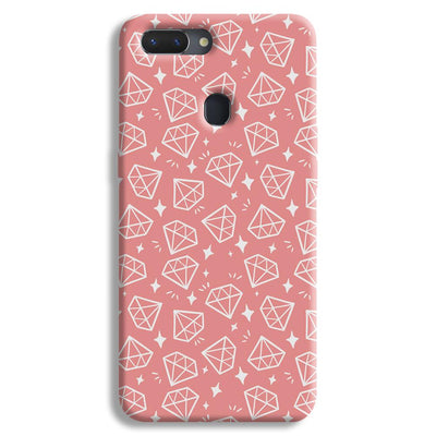 Diomonds Pattern Realme 2 Case