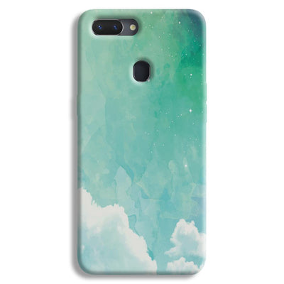 Blue Resonance  Realme 2 Case