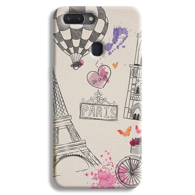 Paris Realme 2 Case