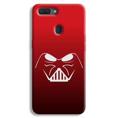 darth vader-Red Realme 2 Case