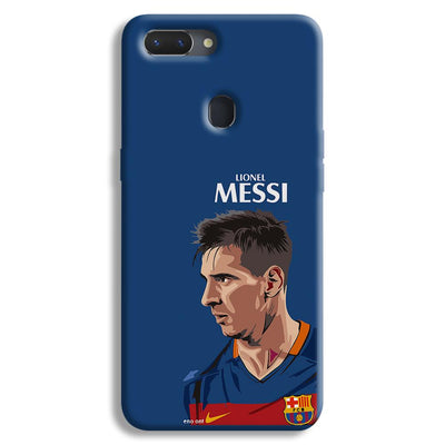 Messi Blue Realme 2 Case