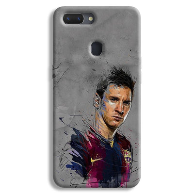 Messi Grey Realme 2 Case