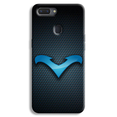 Nightwing Blue Realme 2 Case