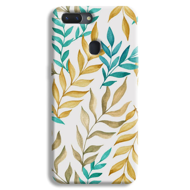 Tropical leaves  Realme 2 Case