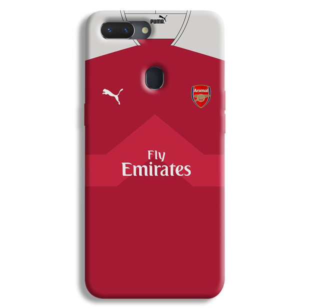 Arsenal F.C. Jersey Realme 2 Case