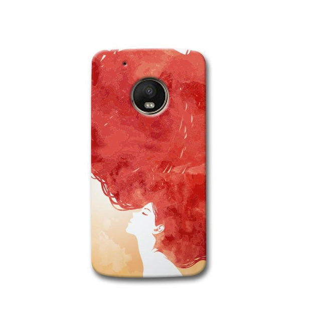 Red Cause Moto G5s Case
