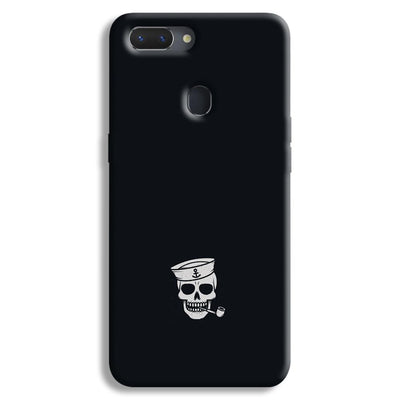 Smoking Skull Realme 2 Case