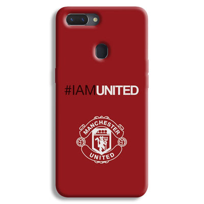 I Am United Realme 2 Case