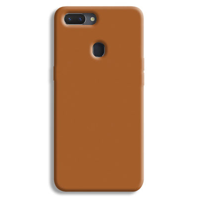 Lite Brown Realme 2 Case