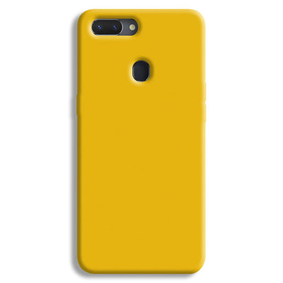 Yellow Crome Realme 2 Case