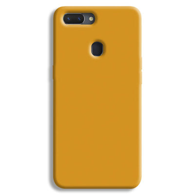 Yellow Ochre Realme 2 Case