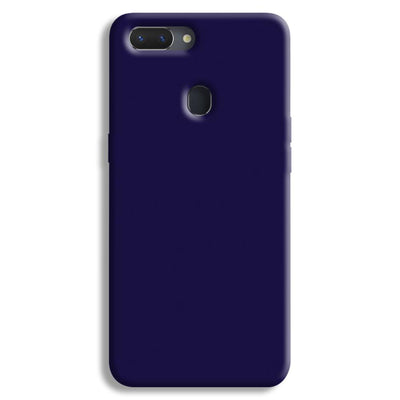 Navy Blue Realme 2 Case