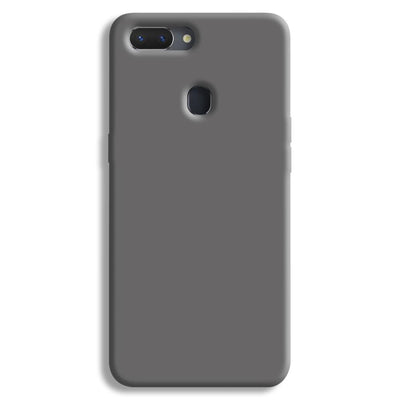 Medium Grey Realme 2 Case