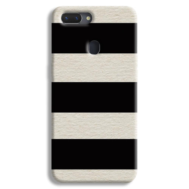 Black & White  Realme 2 Case