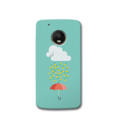 Pineapple Moto G5s Case