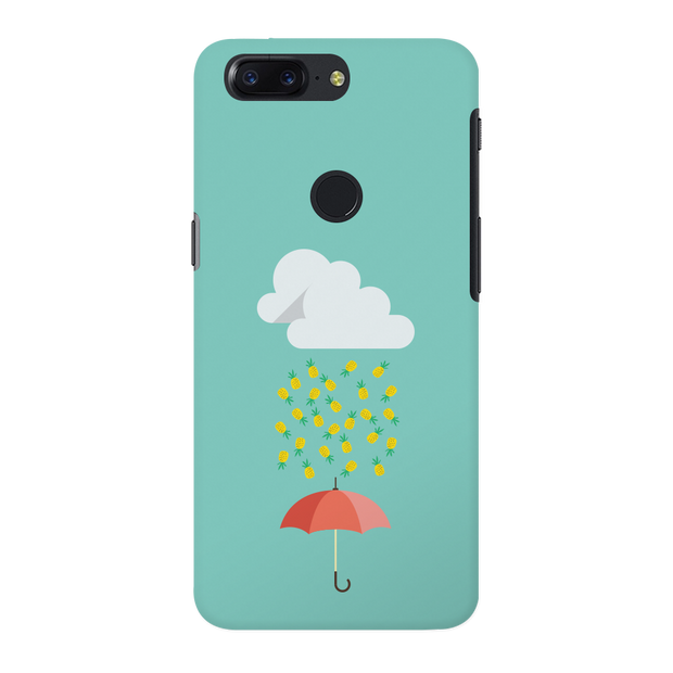 Pineapple OnePlus 5T Case