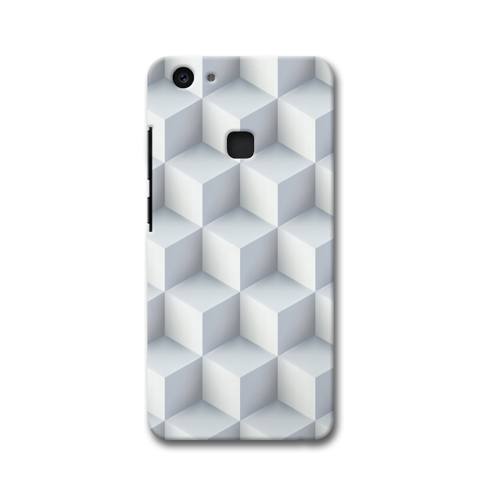 3D Cubes Vivo V7 Plus Case