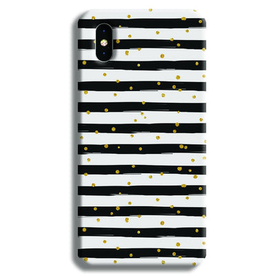 Bling Dot iPhone X Case