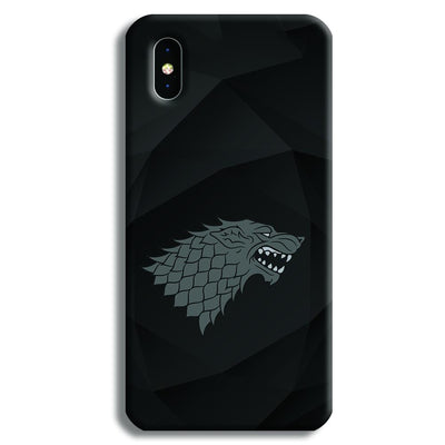 House Stark iPhone XS Case
