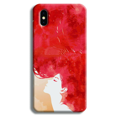 Red Cause iPhone XS Case