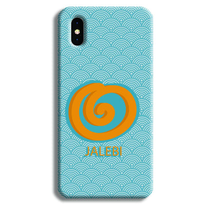 Jalebi iPhone X Case