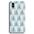 3D Cubes iPhone XS Case