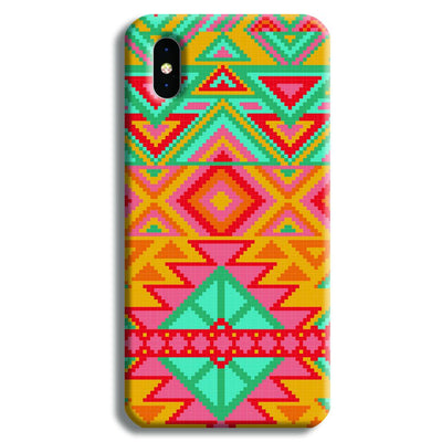 Indian Orgy iPhone X Case