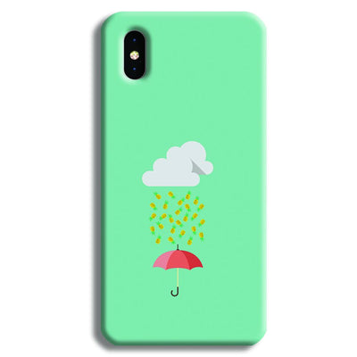 Pineapple iPhone XS Case