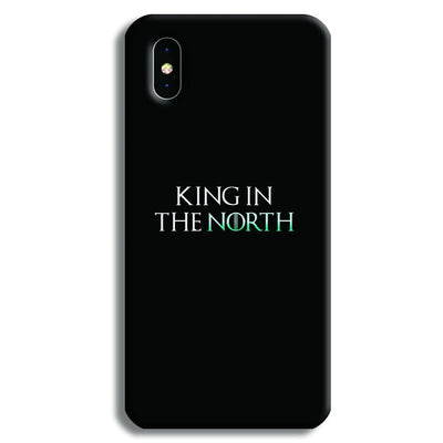 King in The NORTH iPhone XS Case