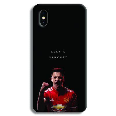 Alexis Sanchez iPhone XS Case