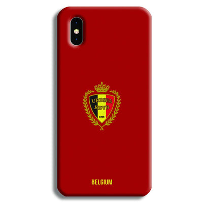Belgium iPhone XS Case