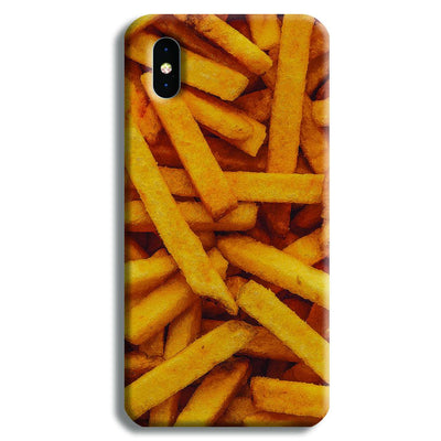 French Fries iPhone X Case
