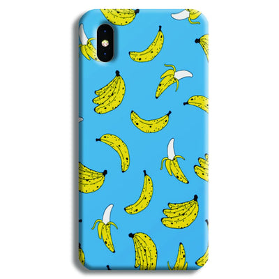 Banana surface iPhone X Case