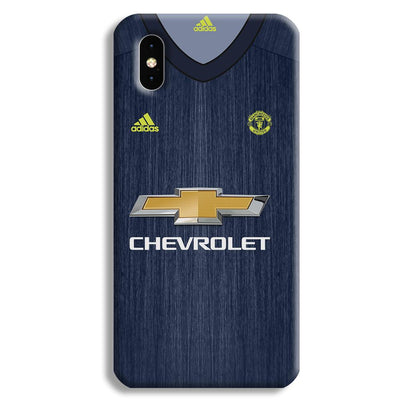 Manchester United Third iPhone XS Case