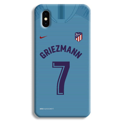 Griezmann 7 iPhone XS Case