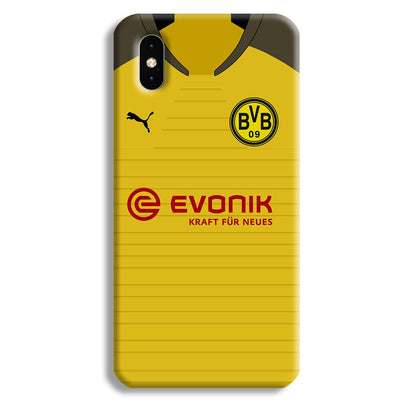 Borussia Dortmund Home iPhone XS Case