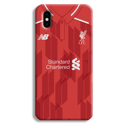 Liverpool Home iPhone XS Case