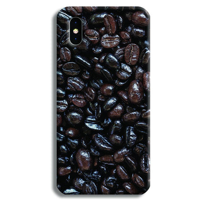 Coffee Beans iPhone XS Case