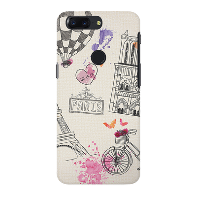 Paris OnePlus 5T Case