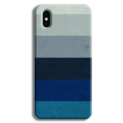 Greece Hues iPhone XS Case