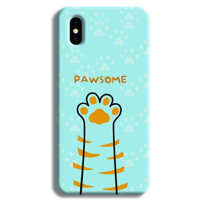 Pawsome iPhone X Case